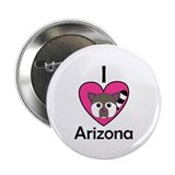 "I Love Arizona 2.25"" Button (100 pack)"
