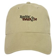 Rockin Dad 2 be Baseball Cap