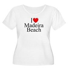 """I Love Madeira Beach"" T-Shirt"
