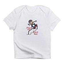 Use Hand Rail Infant T-Shirt
