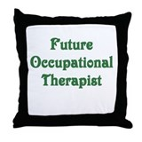 Future OT Throw Pillow