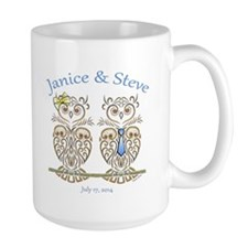 Janice And Steven Mugs