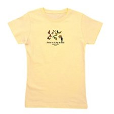 Friend To All Light Girl's Tee