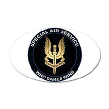 Special Air Service Wall Decal