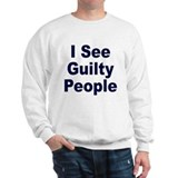 GUILTY PEOPLE Sweatshirt