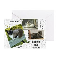 April15SSN1 Greeting Card