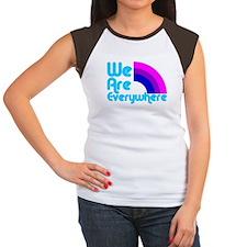 we_are_everywhere_bi_blk T-Shirt