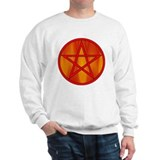 Elemental Pentacle Sweatshirt - Fire
