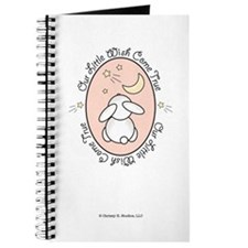 Our Little Wish Come True Bunny Pregnancy Journal