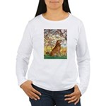 Spring & Golden (#12) Women's Long Sleeve T-Shirt