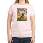 Spring & Golden (#12) Women's Light T-Shirt