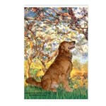 Spring & Golden (#12) Postcards (Package of 8)