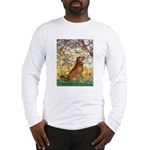 Spring & Golden (#12) Long Sleeve T-Shirt