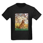 Spring & Golden (#12) Kids Dark T-Shirt