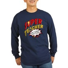 Teacher Super Hero T