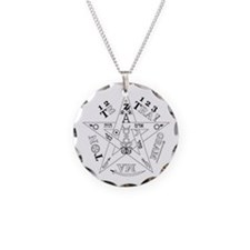 Eliphas Levi's Pentagram Necklace
