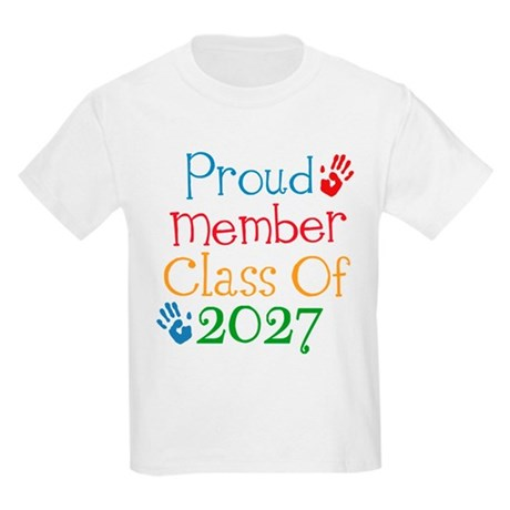 Proud Class Of 2027 T-Shirt