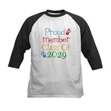 Class Of 2029 Pride Tee