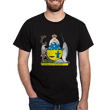 Nunavut Coat Of Arms T-Shirt