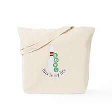 My Life Tote Bag