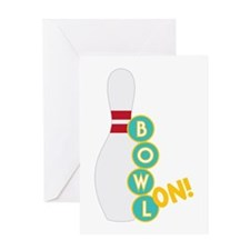 Bowl On Greeting Cards