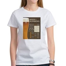 BeerNumbers_53_H_F T-Shirt