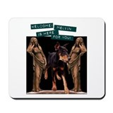 Cute Melvin Mousepad