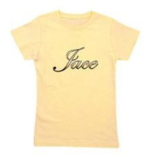 Gold Jace Girl's Tee