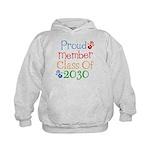 2030 Class Pride Hoodie
