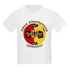 2014 Champions Germ T-Shirt
