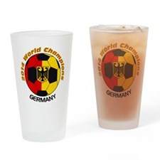 2014 World Champions Germany Drinking Glass