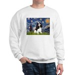 Starry Night Tri Cavalier Sweatshirt