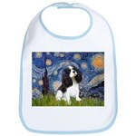 Starry Night Tri Cavalier Bib