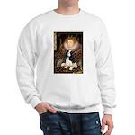 The Queen's Tri Cavalier Sweatshirt