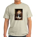 The Queen's Tri Cavalier Light T-Shirt