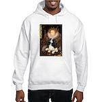 The Queen's Tri Cavalier Hooded Sweatshirt