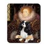 The Queen's Tri Cavalier Mousepad