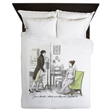 Unique Pemberley Queen Duvet