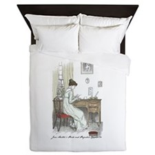 Cool Austen Queen Duvet