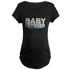 Baby catcher midwife T-Shirt