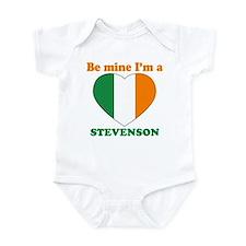 Stevenson, Valentine's Day Infant Bodysuit