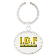 IDF Israel Defense Forces3 colorize - Big Keychain