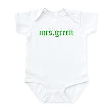 mrs.green  Infant Bodysuit