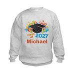Class Of 2027 Personalized Sweatshirt