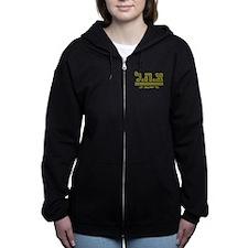 IDF Since 1948 Women's Zip Hoodie