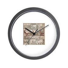 Cool For bakers Wall Clock