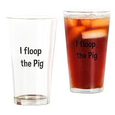 Floop3 Drinking Glass