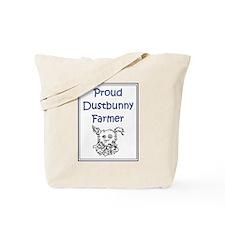 Dustbunny Farmer  Tote Bag