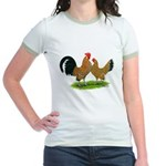 Mille Fleur Dutch Bantams Jr. Ringer T-Shirt