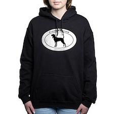 COONHOUND Women's Hooded Sweatshirt